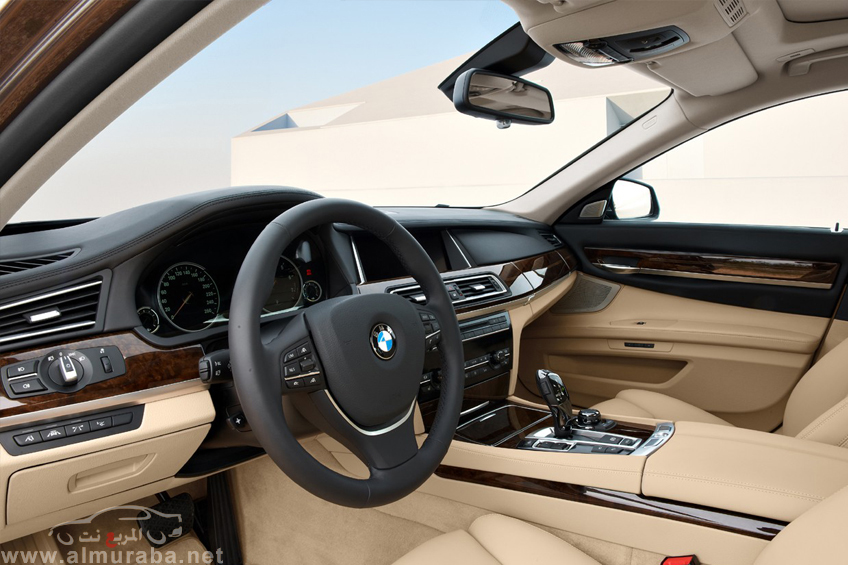 2013 for Bmw serie 9 interieur