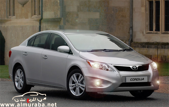 The 2013 Toyota Corolla looks a lot different from the present model ...
